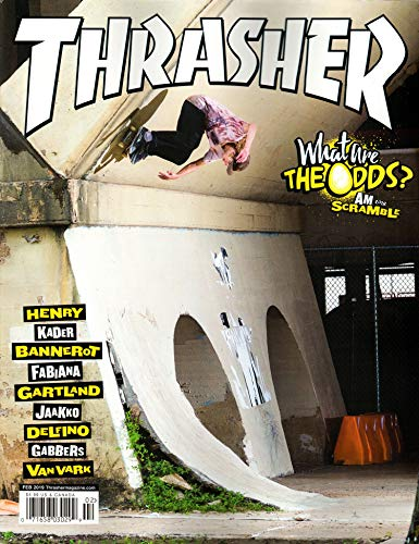 Thrasher Magazine - Trainers4Me b18183e71