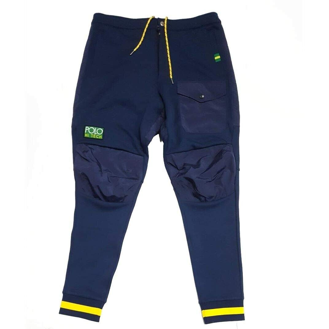 Ralph Lauren Polo Men's Hi Tech Hybrid Pants Joggers at