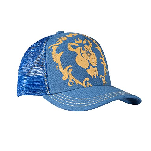 World of Warcraft Alliance Premium Snap Back Hat
