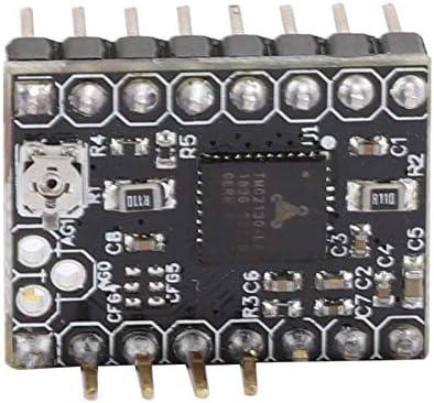 Stappenmotor met ultralaag stroomgeluid Aandrijfmotorbesturingsmodule Eenvoudig te bedienen Aandrijving met hoge belasting voor 3Dprinteraccessoires