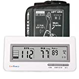 LotFancy FDA Approved Blood Pressure Monitor, Universal Automatic BP Cuff Fits Most Upper Arms, 8.6 - 16.5 Inches