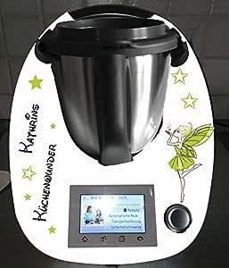 Grafix – Adhesivo decorativo para Thermomix TM 5 Cocina Maravillas: Amazon.es: Hogar