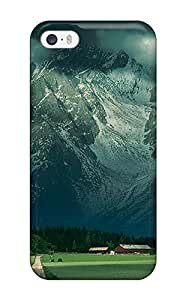 New Arrival Nature Walls COFhheC5980FyYkK Case Cover/ 5/5s Iphone Case