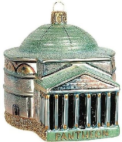 Pantheon Rome Italy Polish Glass Christmas Ornament - Amazon.com: Pantheon Rome Italy Polish Glass Christmas Ornament