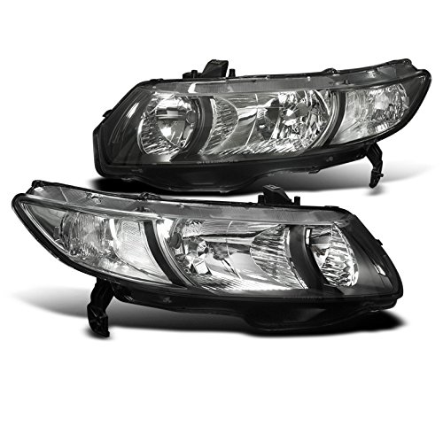 08 civic coupe headlights - 3