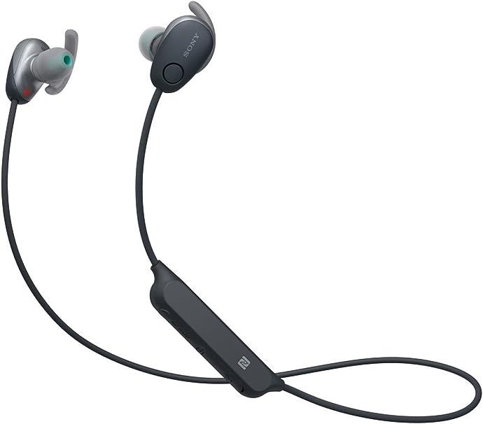 Sony 索尼 WI-SP600N 入耳式 无线蓝牙 降噪防水运动耳机 5.9折$88.01 五色可选 海淘转运到手约¥634