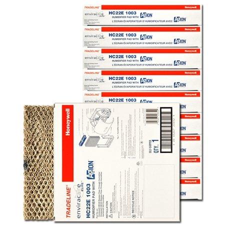 Honeywell HC22E1003 He225 Humidifier Pad W/ AgionTM Coating - Lot of 10