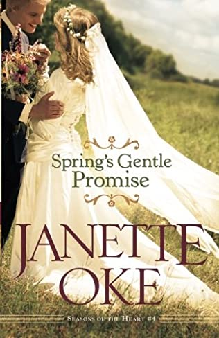 book cover of Spring\'s Gentle Promise