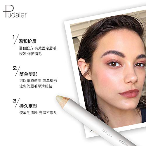 Hennta Best Gifts for Women!!! Sexy Colorless Shaping Eyebrows Lasting Waterproof Protection Eyebrow Pencil