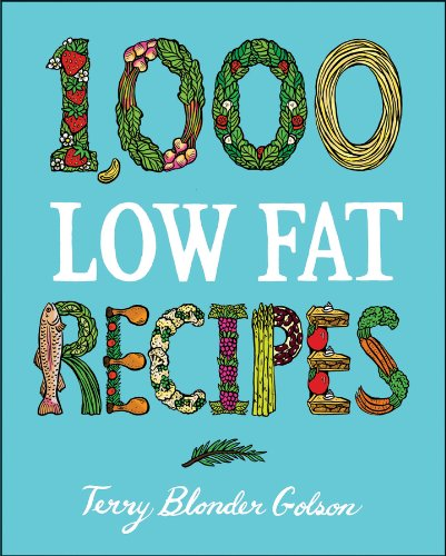 1,000 Low-Fat Recipes (1,000 Recipes) by Terry Blonder Golson