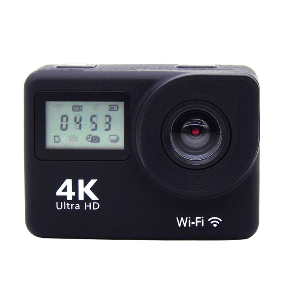 SPX6 4K WiFiスポーツアクションカメラ超HD防水DVビデオカメラ170度広角、屋外ダイビングカメラ   B07R7CFQ3V