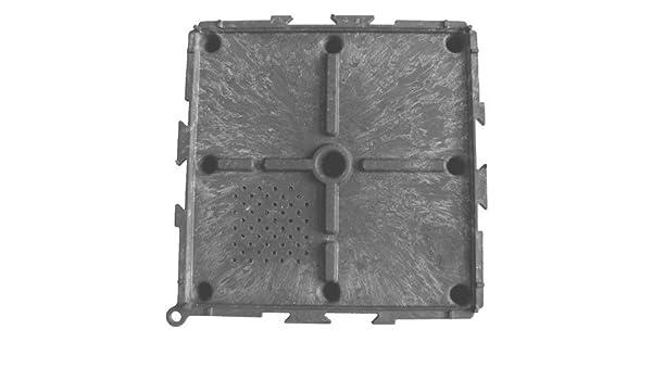 Base perforada + Bandeja para Modulo Compostador Combox ...