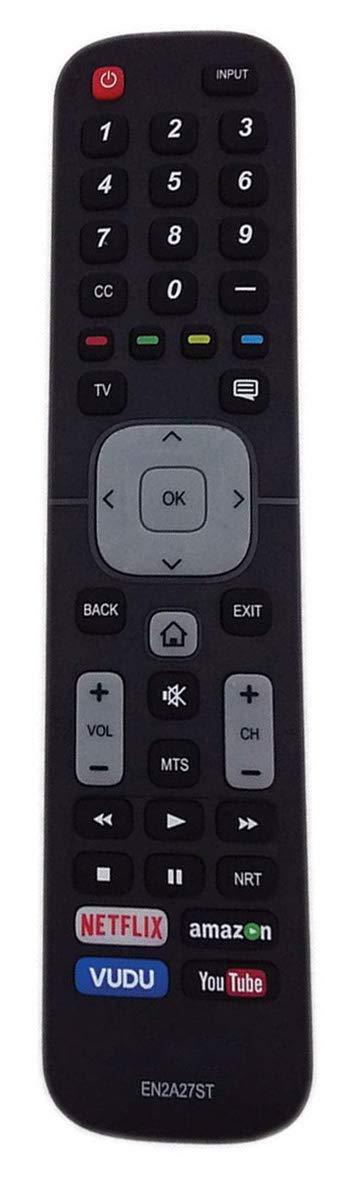 Control Remoto EN2A27ST TV Sharp 4K Ultra LED Smart HDTV