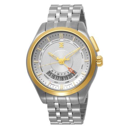 TX Unisex T3C301 400 Series Perpetual Weekly Calendar Watch