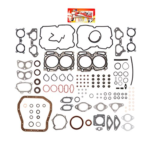 04-06 Subaru Forester Outback Baja Impreza TURBO 2.5 DOHC MLS Full Gasket Set