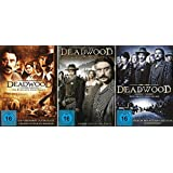 Deadwood - Season 1-3 im Set - Deutsche Originalware [12 DVDs]
