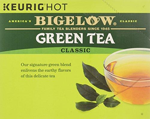 Bigelow Green Tea K-Cup for Keurig Brewers, 96 Count by Bigelow Tea (Image #3)