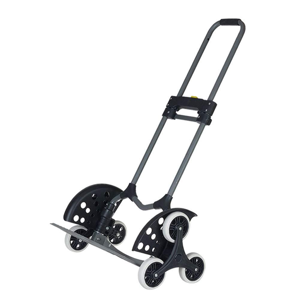 99167c2f093a Amazon.com: Hand Trucks Shopping Cart Folding Trolley Sack Trolley ...