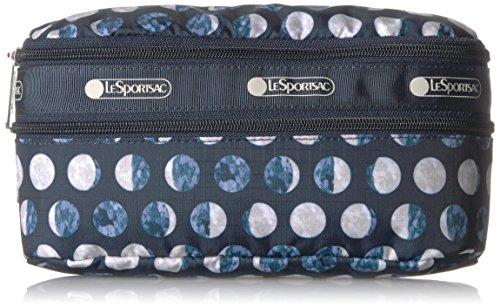 LeSportsac Women's Classic Double Zip Belt Bag, La Luna