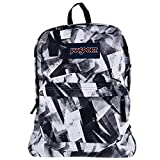 Kyпить JanSport Superbreak Backpack (Shady Grey Shadow Angles) на Amazon.com