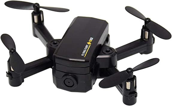 Opinión sobre Mini Drone, Drone para Niños, Quadrocopter RC con Batería de 3.7v 1600mAH, Tiempo de Vuelo de 7 min, Retención de Altitud, Giro de 360 °, Modo sin Cabeza, 3 Modos de Velocidad