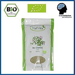 Cistus Incanus 250g (100% Bio Organique Herbs) BIO Certified Czystek, Detox Tea/03
