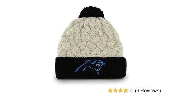 Amazon.com   NFL Carolina Panthers Women s Matterhorn Knit Cap ... 334c17395