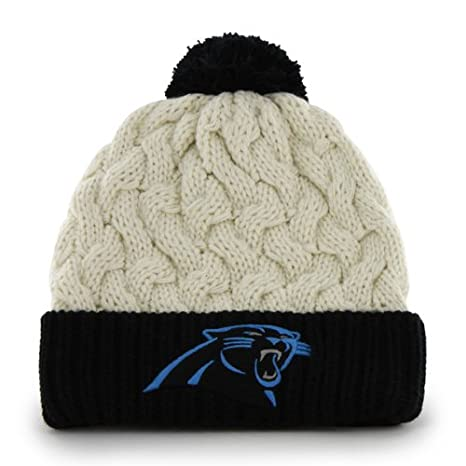 Amazon.com   NFL Carolina Panthers Women s Matterhorn Knit Cap ... ed392abe3