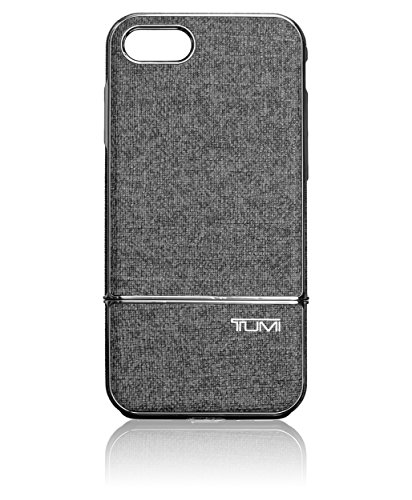 Metal Slider Case - Tumi Two Piece Slider Case for iPhone 7, Grey/Gunmetal