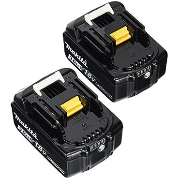 Makita BL1830B-2 18V LXT Lithium-Ion 3.0Ah Battery