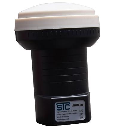 STC - Universal Single LNB for Multiple Dish Antenna
