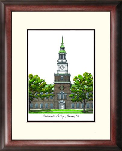 Campus Images Dartmouth College Alumnus Framed Lithographic Print