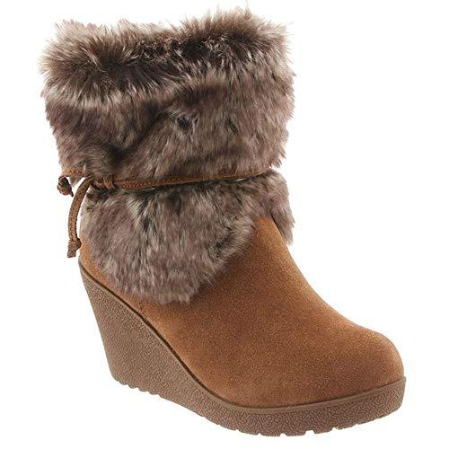 BEARPAW Penelope Women's Boot (10 B(M) US, Hickory Ii) ()