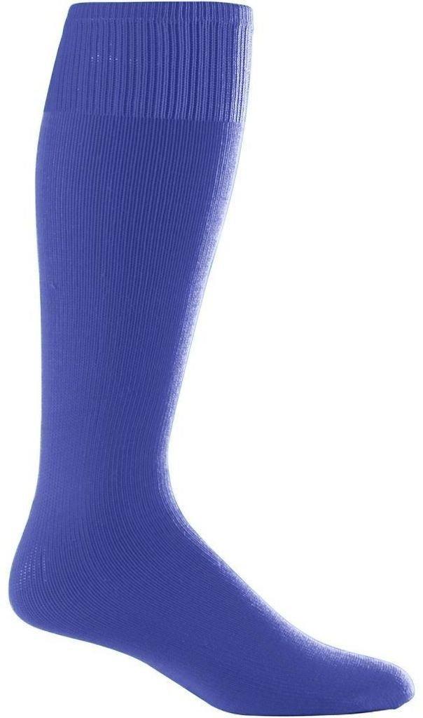 Augusta Sportswear Kids 'ゲームソックス B003WXITWI L|Purple(1pack) Purple(1pack) L