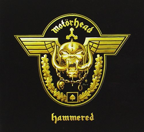 Mot?Rhead: Hammered (Audio CD)
