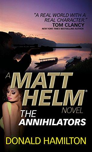 Matt Helm - The Annihilators ()