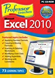 Professor Teaches Microsoft Excel 2010 (PC)