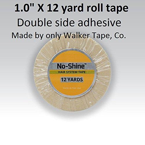 no-shine-bonding-double-sided-tape-walker-1-x-12-yards