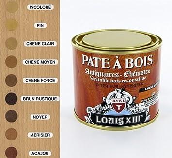 Louis XIII N°34 Pâte à bois 300 g Chene Clair AVEL 340737