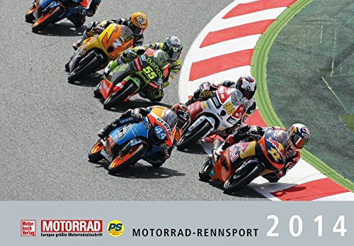 Motorrad Rennsport-Kalender 2014