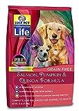 Lucy Pet Formulas Life Salmon, Pumpkin & Quinoa Dog Food, 25 Lb For Sale
