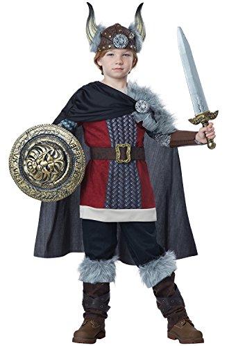 [Venturous Viking Boy Kids Costume] (Dorothy Kid Costumes)
