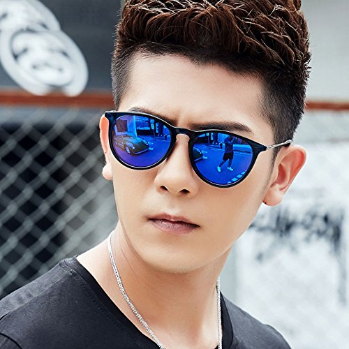 Reflexivas YQQ De HD Gafas Retro Reflejante Gafas Anti Sol Conducción Gafas sol De Masculinas UV Deporte 2 De de 6 De Gafas Gafas Color Polarizadas Anti Sol wq6wrn7p