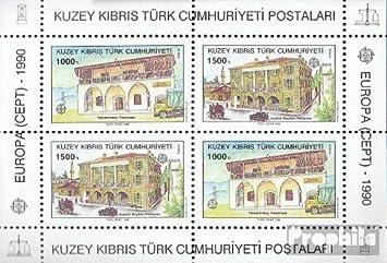 Prophila Collection Turco-Chipre Bloque 8 (Completa.edición.) 1990 Correos (Sellos para los coleccionistas): Amazon.es: Juguetes y juegos
