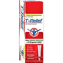T-Relief Pain Relief Ointment, 4 Ounce