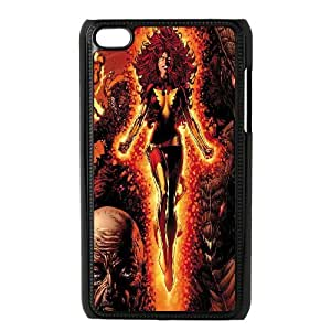 Generic Case Beast On Fire For Ipod Touch 4 Q2A2218878
