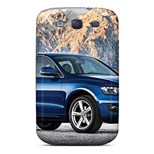 Durable Case For The Galaxy S3- Eco-friendly Retail Packaging(audi Q5)