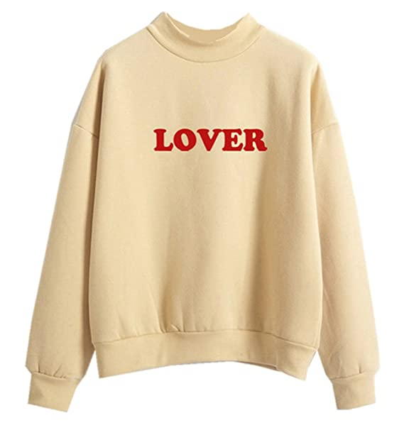 6636de6ef1dd Fashiononly Pastel Lover Print Tumblr Sweatshirt Kawaii Fashion Cute Sweats  Clothing Sweater Women Outwear