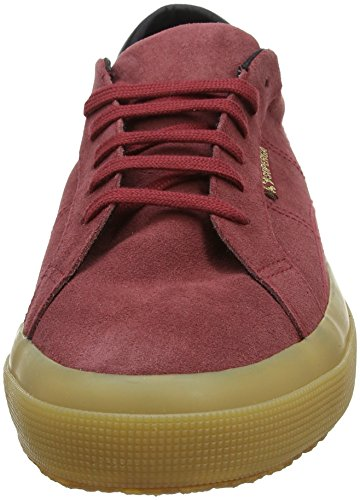 Superga 2386 Suefglm, Baskets Mixte Adulte Brown (Brown Bordeaux)