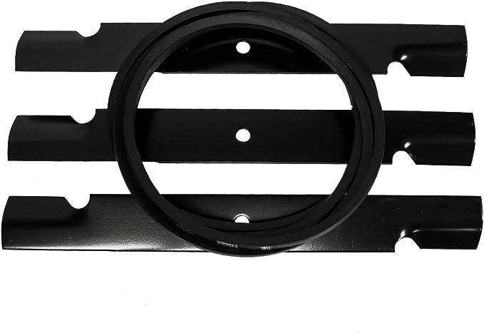 S75X S150X S150XT Mower Deck Blades For Snapper Pro 52/'/' S175X 6 S125XT